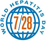 لوگو روز جهانی هپاتیت (WHD)