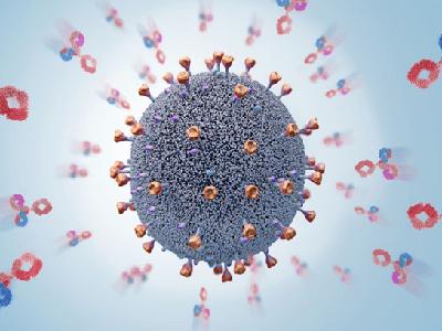 SARS-CoV-2 anti-spike protein RBD IgGs